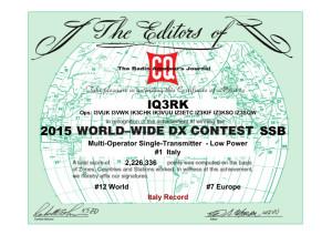 2015_CQWW_SSB_IQ3RK_1st_place